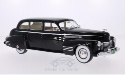 Modelcar - <strong>Cadillac</strong> Fleetwood 75 Touring Sedan, black, 1941<br /><br />BoS-Models, 1:18<br />No. 200864