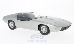 Modellauto - <strong>Opel</strong> CD Concept, zilver, 1969<br /><br />BoS-Models, 1:18<br />Nr. 200866