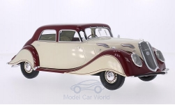 Modelcar - <strong>Panhard & Levassor</strong> Dynamic, beige/dark red, 1936<br /><br />BoS-Models, 1:18<br />No. 200868