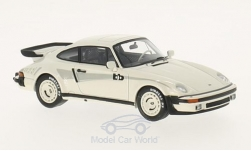 Modelcar - <strong>Porsche</strong> BB 930 Turbo, white<br /><br />Neo, 1:43<br />No. 201024