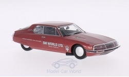Modelcar - <strong>Citroen</strong> SM, No.63, SM World Ltd., Land Speed Trials, Bonneville, Rekordfahrzeug: 206 mph (332 km/h), S.Hathaway, 1987<br /><br />Neo, 1:43<br />No. 201037