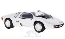 Modellauto - <strong>BB</strong> CW 311, metallic-wit, 1978<br /><br />BoS-Models, 1:18<br />Nr. 201042