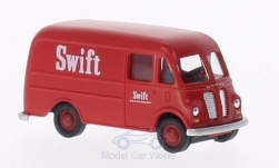 Modellauto - <strong>International Harvester</strong> Metro Van,  Swifts Meats, Kastenwagen<br /><br />Classic Metal Works, 1:87<br />Nr. 201052