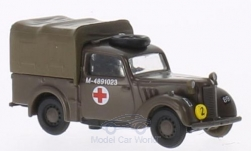 Modelcar - <strong>Austin</strong> Tilly, 1st Polish Army Division RHD<br /><br />Oxford, 1:76<br />No. 201476