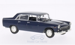 Modelcar - <strong>Lancia</strong> Flaminia Berlina, dark blue, without showcase, 1960<br /><br />SpecialC.-20, 1:43<br />No. 201721