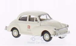ModelCar - <strong>Morris</strong> Minor, English Heritage (GB), RHD<br /><br />Brekina, 1:87<br />No. 202202
