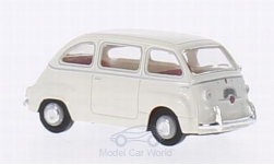 Modellauto - <strong>Fiat</strong> Multipla, weiss<br /><br />Brekina, 1:87<br />Nr. 202208