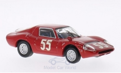 Modellauto - <strong>Abarth</strong> OT 1300, No.55, Monza, G.Baghetti/L.Cella/A.Fischhaber/E.Furtmayr, 1966<br /><br />Best, 1:43<br />Nr. 202326