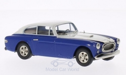 voiture miniature - <strong>Cunningham</strong> C-3 Coupe, bleu/beige, 1952<br /><br />Brooklin, 1:43<br />N° 202442