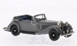 ModelCar - <strong>Jensen</strong> 3.5 Litre S Type, Drophead Coupe, dunkelgrau, 1937<br /><br />Brooklin, 1:43<br />No. 202557