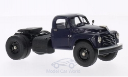 Modellauto - <strong>Studebaker</strong> Semi Tractor, dunkelblau, 1950<br /><br />Brooklin, 1:43<br />Nr. 202605