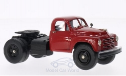 Modellauto - <strong>Studebaker</strong> Semi Tractor, rot, 1950<br /><br />Brooklin, 1:43<br />Nr. 202606