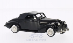 Modellauto - <strong>Buick</strong> Century Convertible Coupe M66-C, schwarz, 1939<br /><br />Brooklin, 1:43<br />Nr. 202644