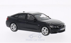 Modellino - <strong>BMW</strong> 4er Gran Coupé, nero<br /><br />I-Kyosho, 1:43<br />n. 203140