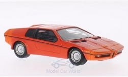 Modellauto - <strong>BMW</strong> Turbo X1 (E25), rood, 1972<br /><br />Schuco / Pro.R, 1:43<br />Nr. 203501