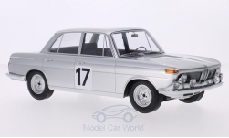 Modellauto - <strong>BMW</strong> 2000 Ti, No.17, 24h Spa, J.Ickx/A.Hahne, 1966<br /><br />Minichamps, 1:18<br />Nr. 204054