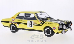 voiture miniature - <strong>Opel</strong> Commodore A, No.8, Steinmetz tuning, 24h Spa, T.Pilette/S.Gosselin, 1970<br /><br />Minichamps, 1:18<br />N° 204061