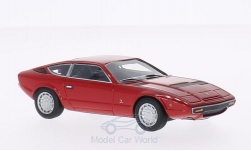 Modellauto - <strong>Maserati</strong> Khamsin, rot, 1977<br /><br />Minichamps, 1:43<br />Nr. 204106