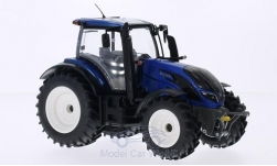Modellauto - <strong>Valtra</strong> T214, blau<br /><br />Wiking, 1:32<br />Nr. 204267