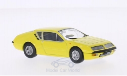 Modellauto - <strong>Alpine Renault</strong> A310 1600, gelb, 1972<br /><br />WhiteBox, 1:43<br />Nr. 204710