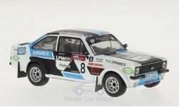 Modelcar - <strong>Ford</strong> Escort RS MKII, No.8, Boucles de Spa, P.Snijers/E.Eggermont, 2014<br /><br />IXO, 1:43<br />No. 205016