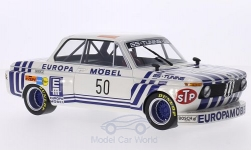 Modelcar - <strong>BMW</strong> 2002 Gr.2, No.50, GS Tuning, Europe furniture, DRM, J.Obermoser, 1974<br /><br />BoS-Models, 1:18<br />No. 205048