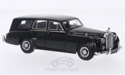 Modellauto - <strong>Bentley</strong> S2 Harold Radford Estate, schwarz, 1959<br /><br />Matrix, 1:43<br />Nr. 205051