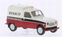 Modelcar - <strong>Renault</strong> R4 Fourgonnette, Renault-truck-service<br /><br />Brekina, 1:87<br />No. 205685