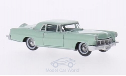 Modellauto - <strong>Lincoln</strong> Continental MKII türkis, 1956<br /><br />Oxford, 1:87<br />Nr. 206000