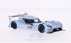 Modellauto - <strong>Nissan</strong> GT-R LM, No.23, Nismo, Manchester City FC Edition, 2015<br /><br />Premium X, 1:43<br />Nr. 206130