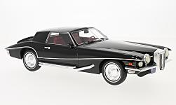 Modelcar - <strong>Stutz</strong> Blackhawk Coupe, black, 1971<br /><br />Premium X, 1:18<br />No. 206176