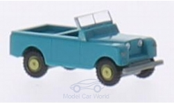 Modellauto - <strong>Land Rover</strong> Series 1, dunkeltürkis<br /><br />Wiking, 1:160<br />Nr. 206277
