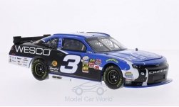 Modelo de coche - <strong>Chevrolet</strong> Camaro, No.3, Richard Childress Racing Wesco, Nascar, T.Dillon, 2015<br /><br />Lionel Racing, 1:24<br />Nº 206648