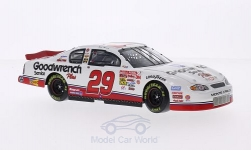 ModelCar - <strong>Chevrolet</strong> Monte Carlo, No.29, Richard Childress Racing, GM Goodwrench Service Plus, Nascar, K.Harvick, 2001<br /><br />Lionel Racing, 1:24<br />No. 206681