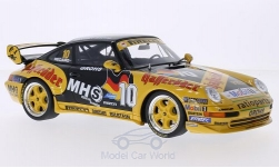 Modellauto - <strong>Porsche</strong> 911 (993) Supercup, No.10, Manthey Racing, Hasseröder, Supercup, H.Grohs<br /><br />GT Spirit, 1:18<br />Nr. 207081