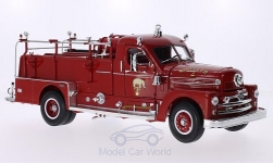 Modellauto - <strong>Seagrave</strong> Model 750, Somers Fire Dept., inklusive Zubehör, 1958<br /><br />Lucky Die Cast, 1:24<br />Nr. 208498