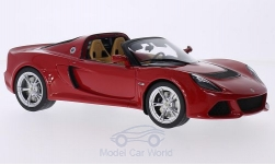 Modellauto - <strong>Lotus</strong> Exige S Roadster, rot, 2012<br /><br />GT Spirit, 1:18<br />Nr. 208690