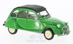ModelCar - <strong>Citroen</strong> 2CV, grün, I fly bleifrei, 1986<br /><br />WhiteBox, 1:43<br />Nr. 208829