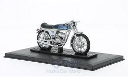 Modelcar - <strong>Gitane Testi</strong> Champion super, metallic-blue, 1973<br /><br />Norev, 1:18<br />No. 208859