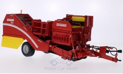 Modellauto - <strong>Grimme</strong> SE 260, rot, Bunkerroder<br /><br />Wiking, 1:32<br />Nr. 208888