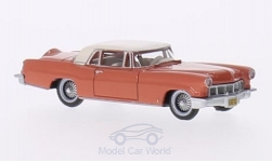 Modellauto - <strong>Lincoln</strong> Continental MKII rot/weiss, 1956<br /><br />Oxford, 1:87<br />Nr. 209080