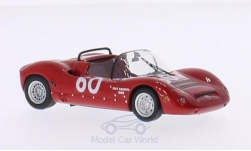 Modellauto - <strong>Abarth</strong> SP 1000, No.60, 1000km Monza, Pal Joe/P.Botalla, 1968<br /><br />Best, 1:43<br />Nr. 209159