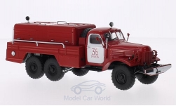Modellauto - <strong>ZIL</strong> 157K, rot, Feuerwehr Urshel, PNS-100<br /><br />Start Scale Models, 1:43<br />Nr. 209482