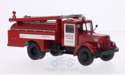 Modelcar - <strong>MAZ</strong> 205, red, Tumbotino, AC-30<br /><br />Start Scale Models, 1:43<br />No. 209510