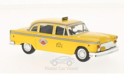 Modellino - <strong>Checker</strong> Marathon nuovo York, taxi, 1963<br /><br />WhiteBox, 1:43<br />n. 209610