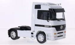 Modellauto - <strong>Mercedes</strong> Actros, weiss<br /><br />Welly, 1:32<br />Nr. 209726