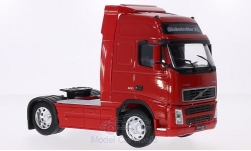 Modelcar - <strong>Volvo</strong> FH12, red<br /><br />Welly, 1:32<br />No. 209735