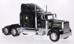 Modellauto - <strong>Kenworth</strong> W900, schwarz<br /><br />Welly, 1:32<br />Nr. 209738
