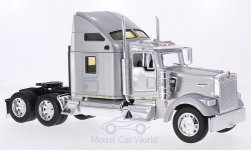 Modellauto - <strong>Kenworth</strong> W900, silber<br /><br />Welly, 1:32<br />Nr. 209740