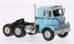 Modelcar - <strong>Mack</strong> H-673ST, light blue/light turquois, 1960<br /><br />Neo, 1:64<br />No. 209788
